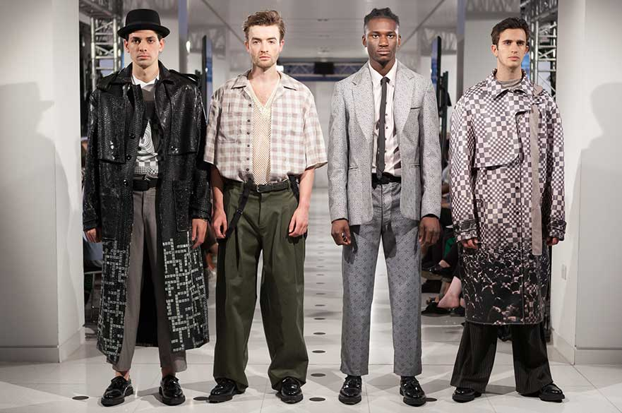 Savannah Smith, BA (Hons) Fashion Design 2019