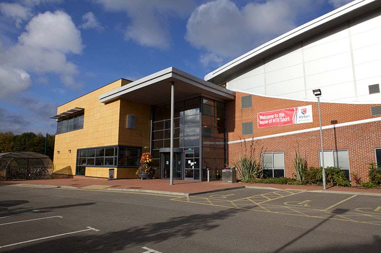 Lee Westwood Sports Centre
