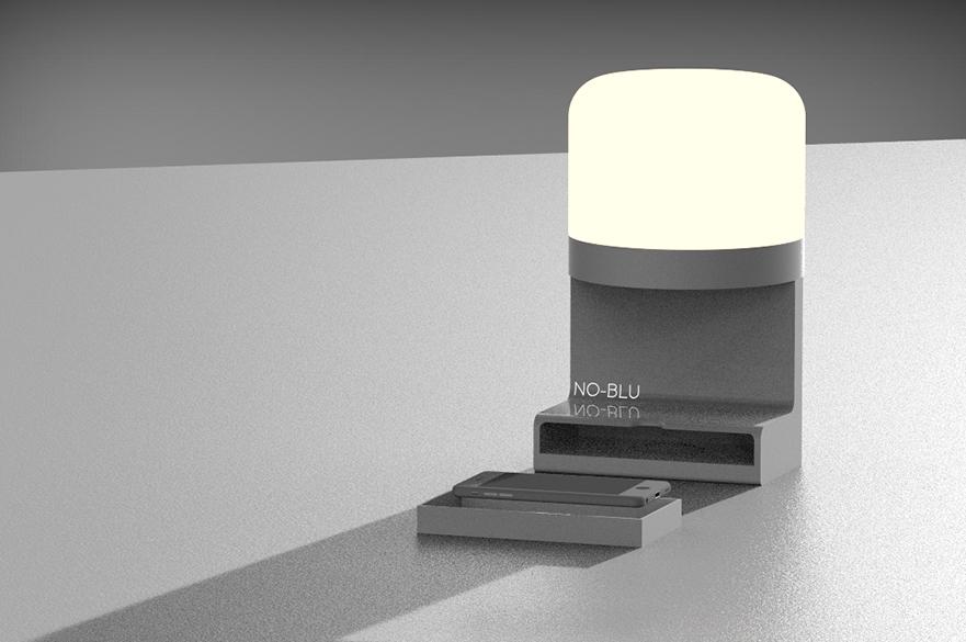 No-Blu by BA (Hons) Product Design student, Tarik Vernon