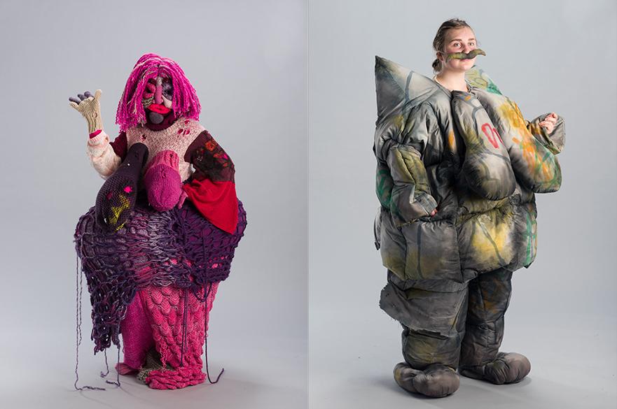 Samantha Hodson's costume designs