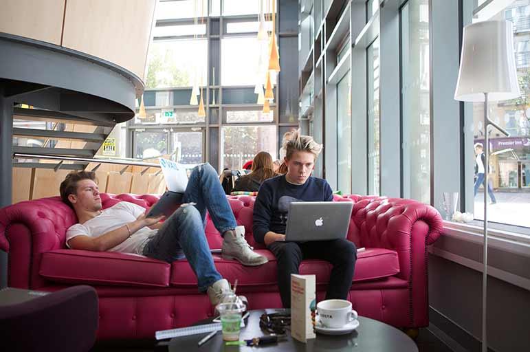 Study coffee student union