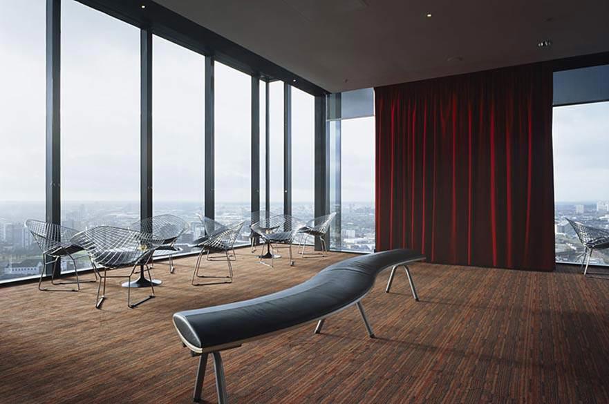High Rise Interiors