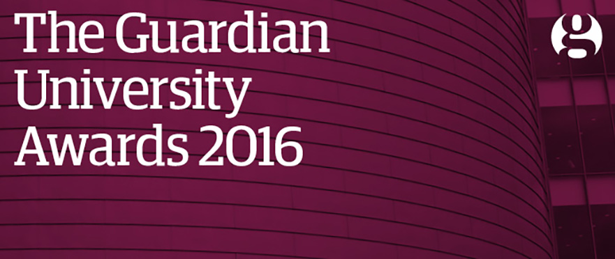Guardian University Awards