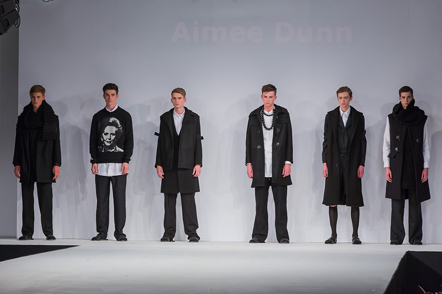 Aimee Dunn fashion designs