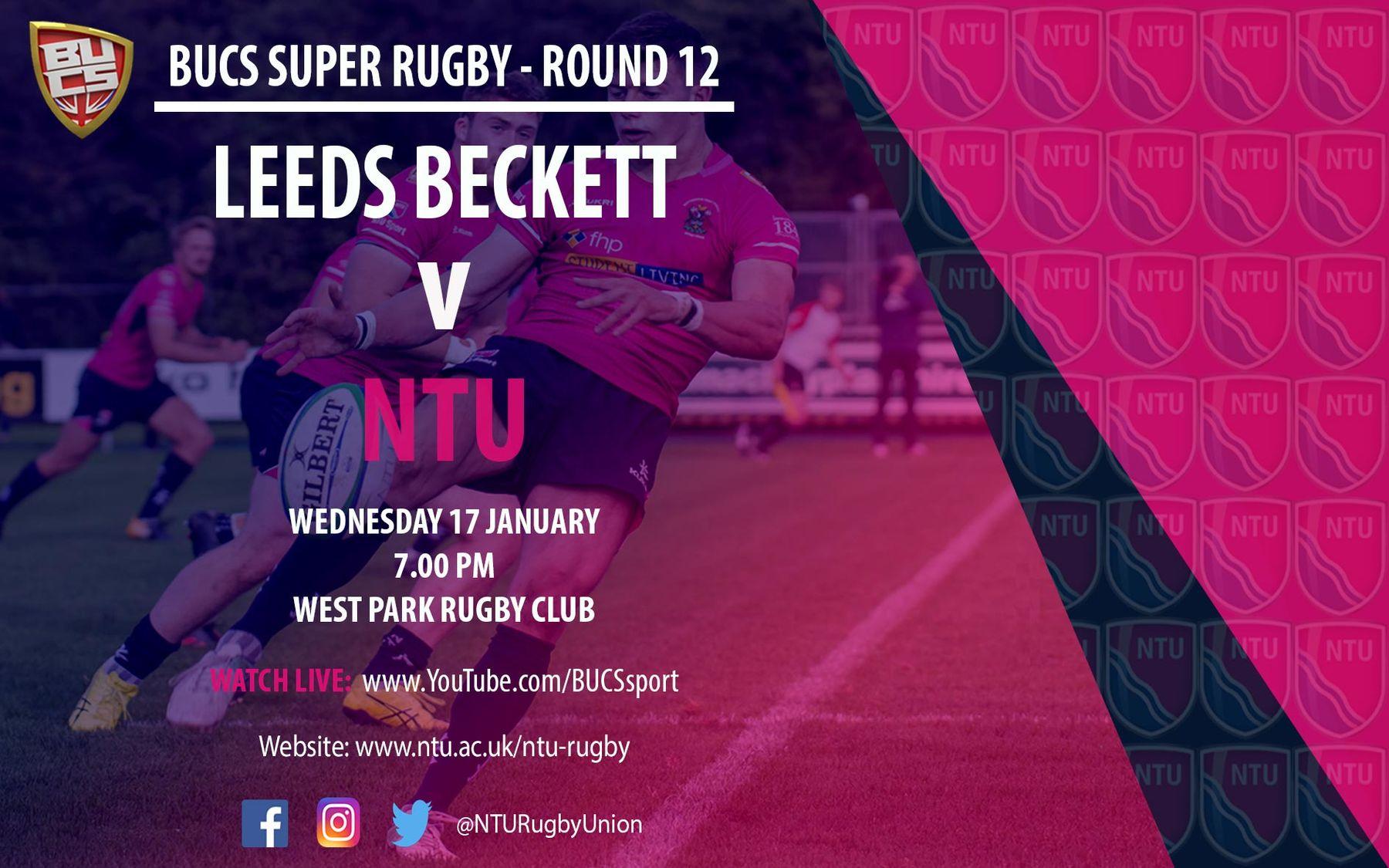 Leeds Beckett v NTU