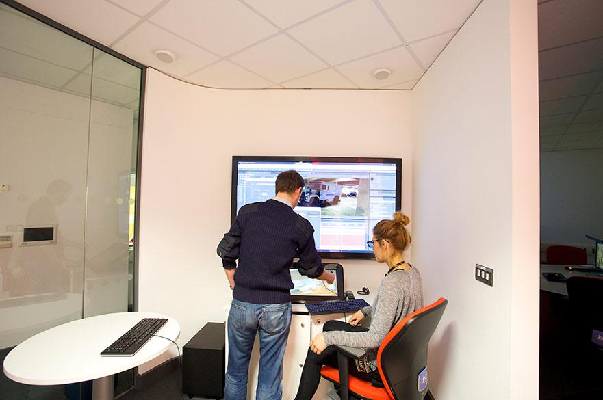 Creative & Virtual Lab Facilities
