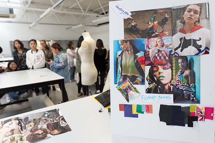 International Fashion Branding and Design