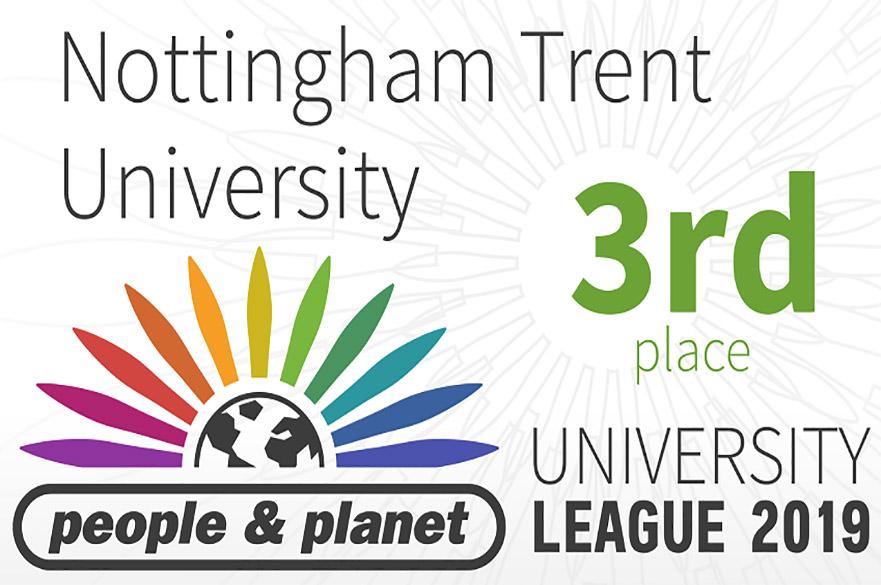People & Planet Award Logo