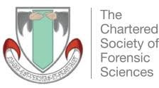 Chartered Society of Forensic Science Logo