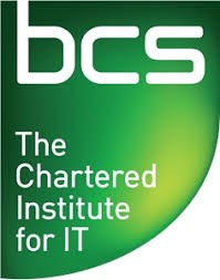 BCS The Charted Institute for IT logo