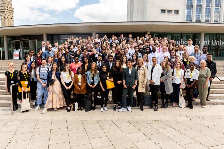 Grads4Nottm 2019 attendees