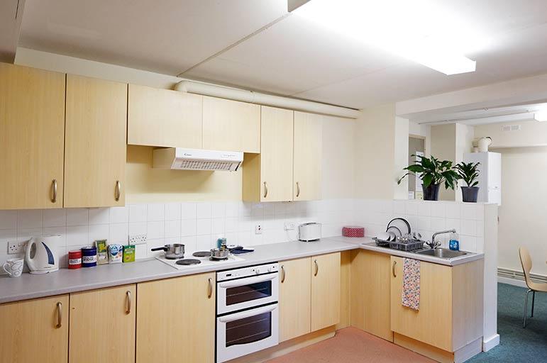Gill Street kitchen image