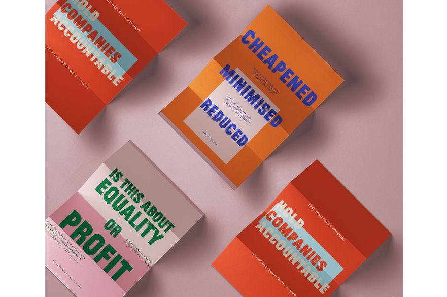 Natasha Heaps, MA Graphic Design