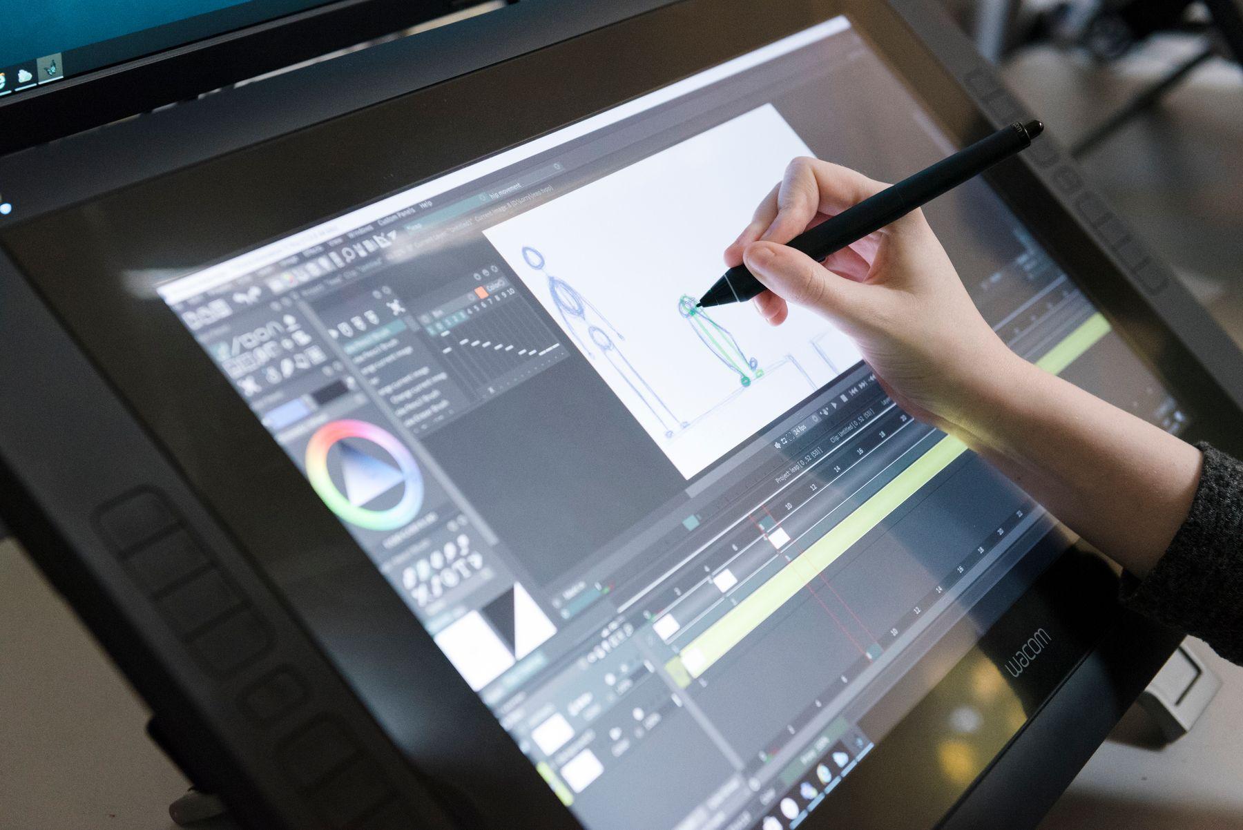 Animation workshop