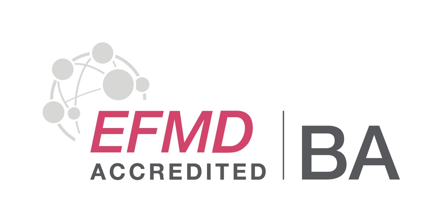 EMFD accreditation logo