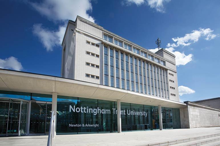Newton building