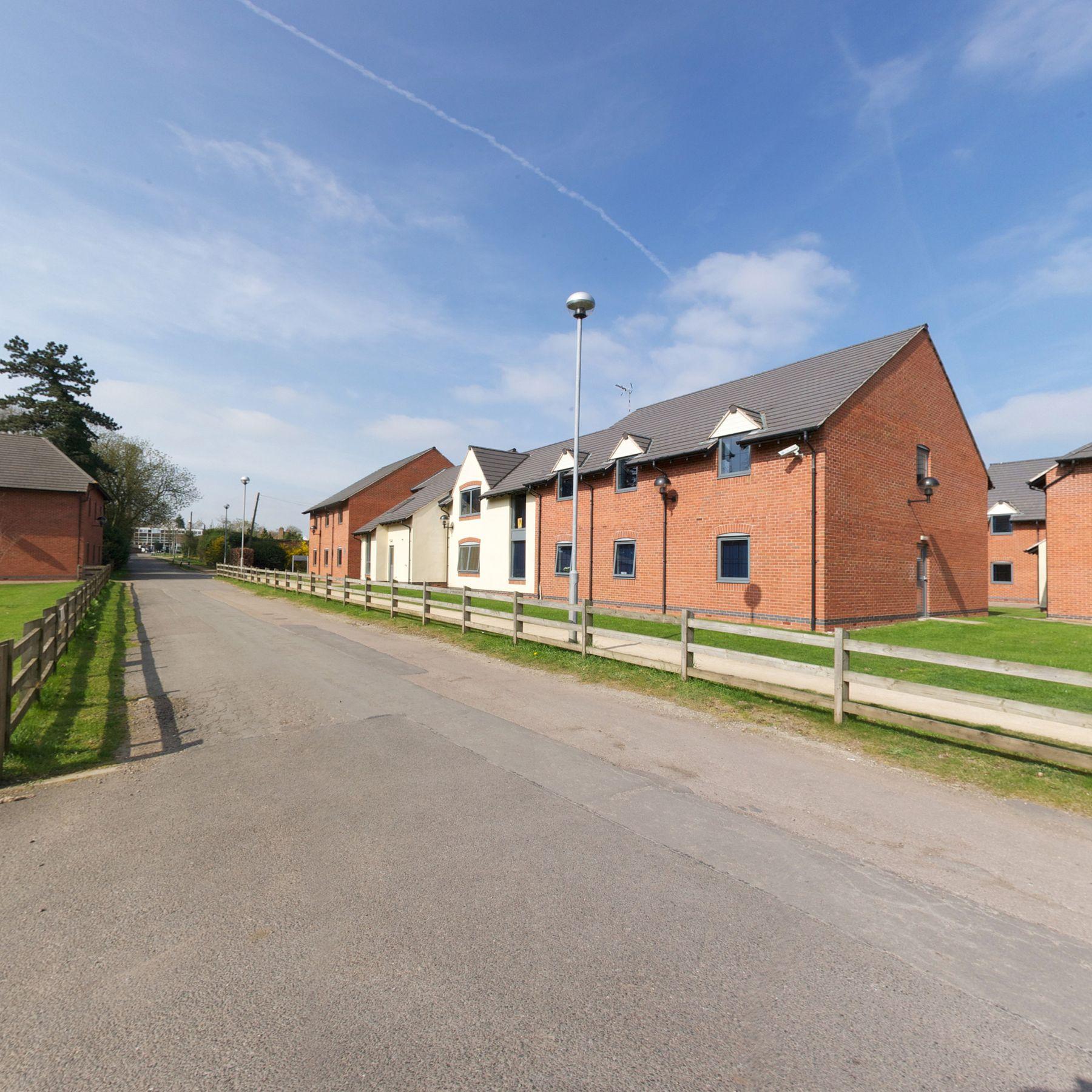 Brackenhurst building