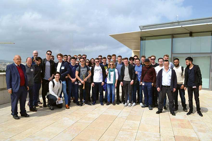 Property students in Malta