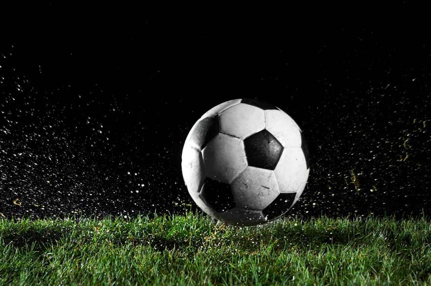 Bouncing football