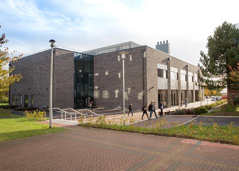 NTU's ISTeC Building