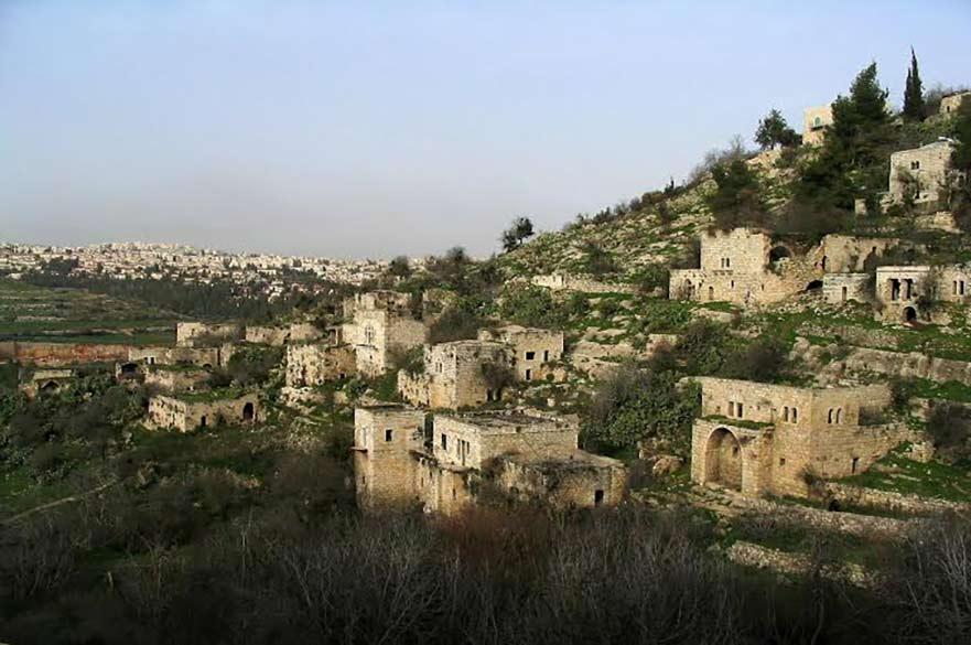 Lifta Palestine