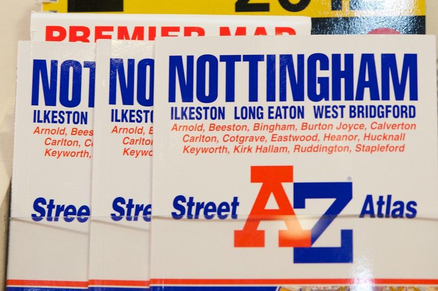 Writing Nottingham