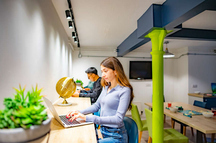 The Maltings Common Room image