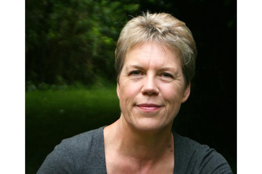 phoro of Helen Browning OBE