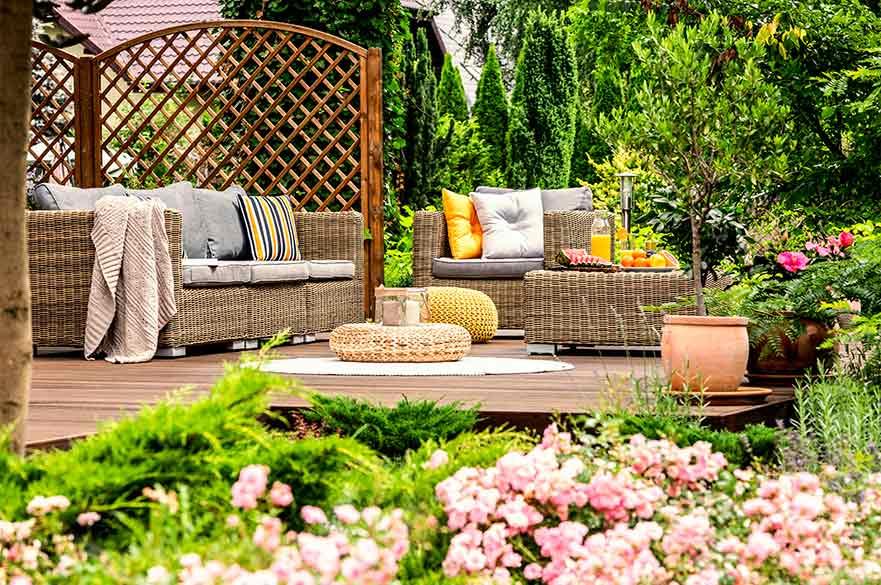 An introduction to garden design principles