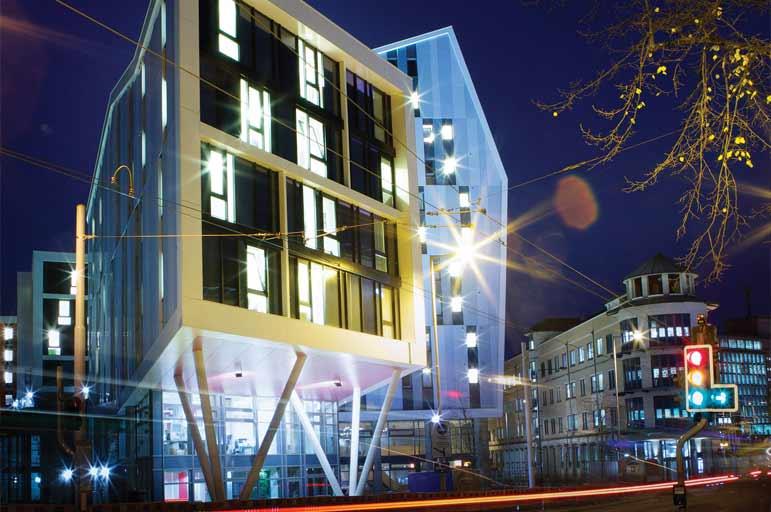 Students' Union building — City Campus