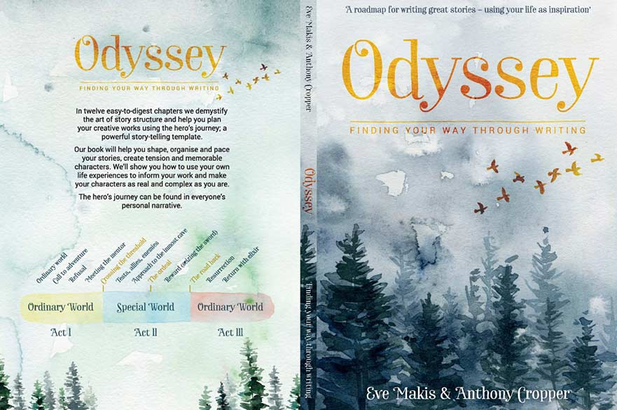 Odyssey – Finding Your Way Through Writing