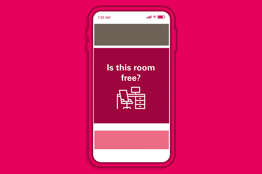 IIs this room free MyNTU app
