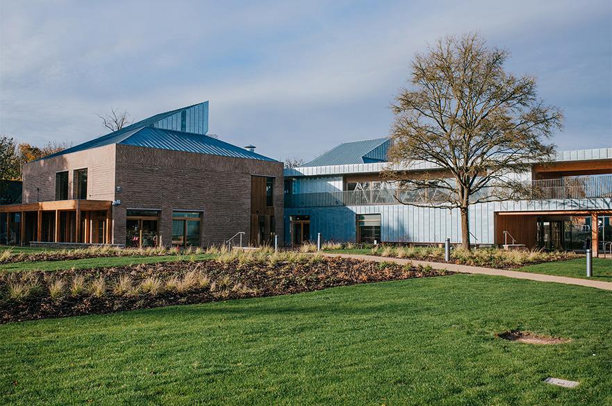 The Lyth building exterior