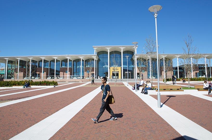 Pavilion building national award