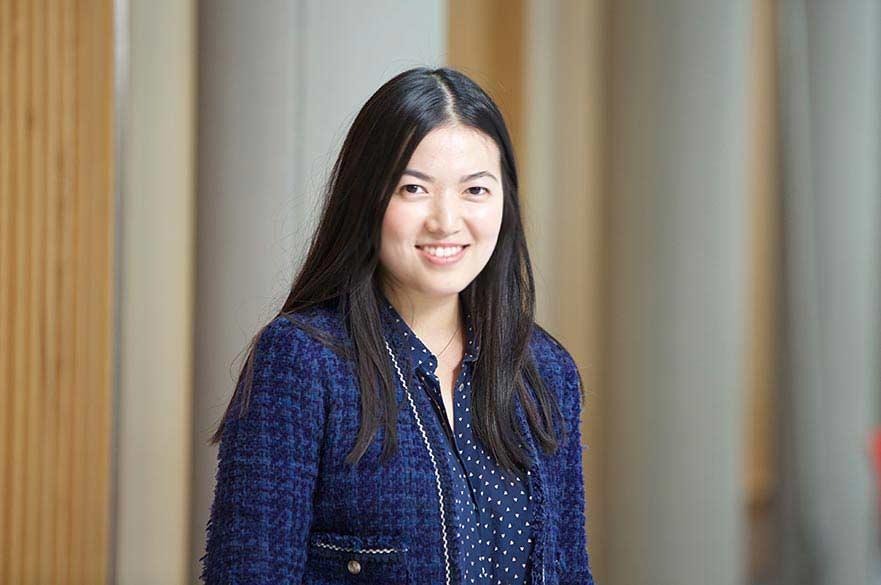 Dr Charlotte Shi