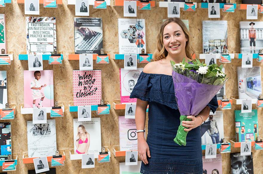 Hayley Tribley, BA (Hons) Fashion Management, Asos merchandising project 2017