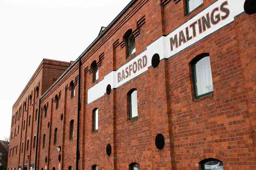 The Maltings External image