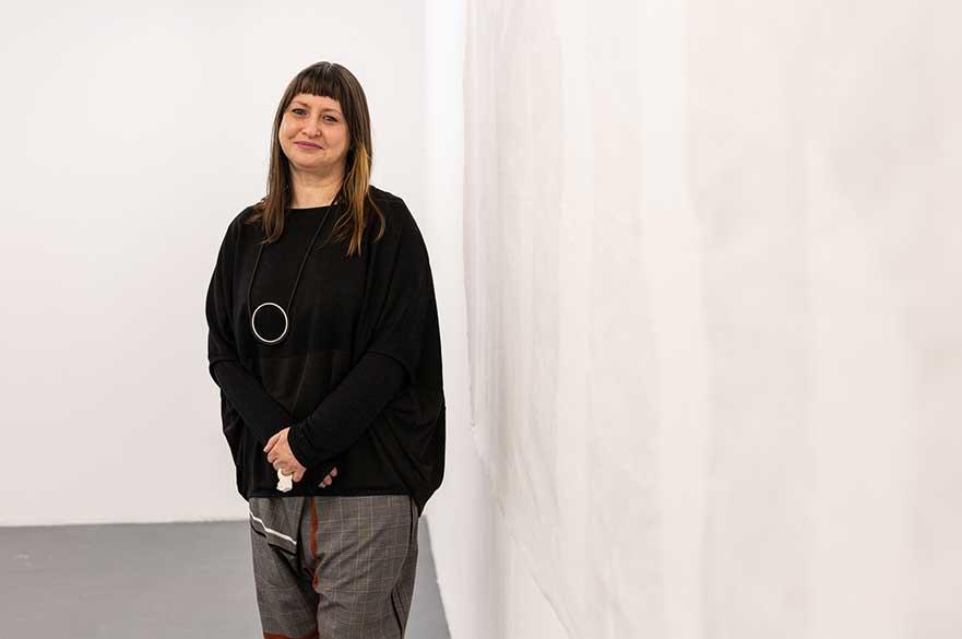 Sarah Tutt, MFA Fine Art