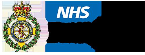East Midlands Ambulance Service NHS Trust logo
