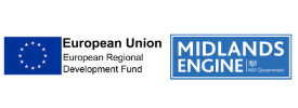 ERDF & Midlands Logo