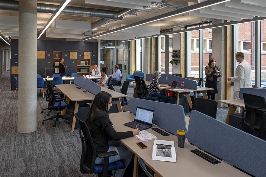 Dryden Enterprise Centre Office Space