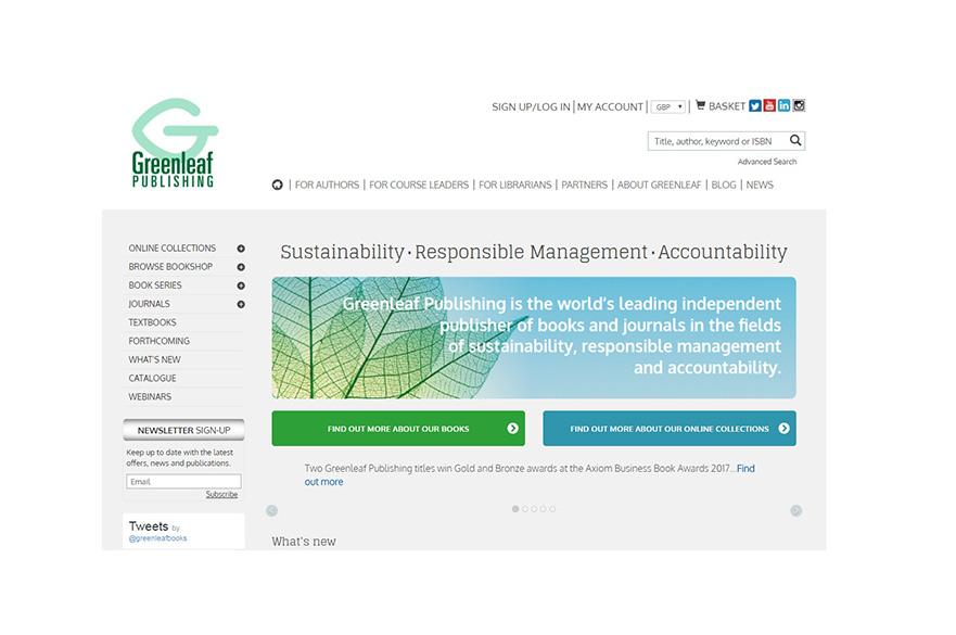 Greenleaf database