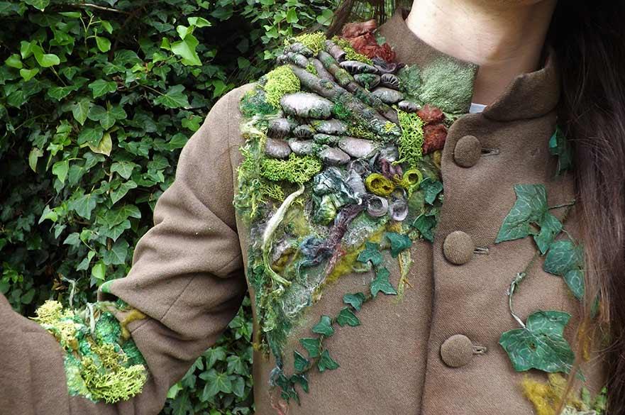 Hainsworth Fabrics jacket