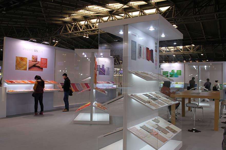 NTU stand at SPINEXPO