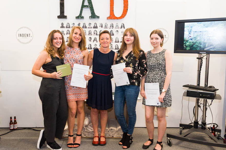 BA (Hons) Interior Architecture and Design prize winners 2017