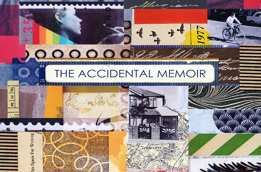 The Accidental Memoir book cover