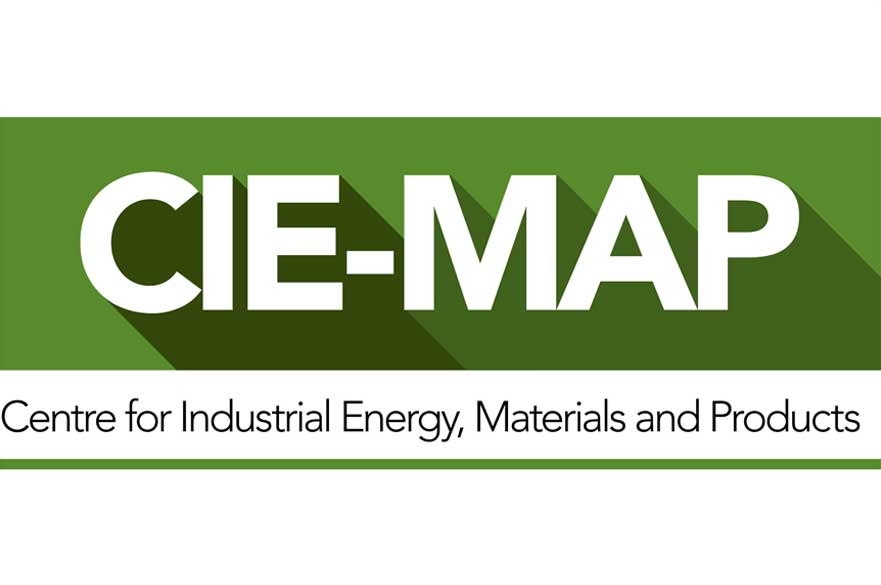 Centre for Industrial Energy, Materials and Products logo