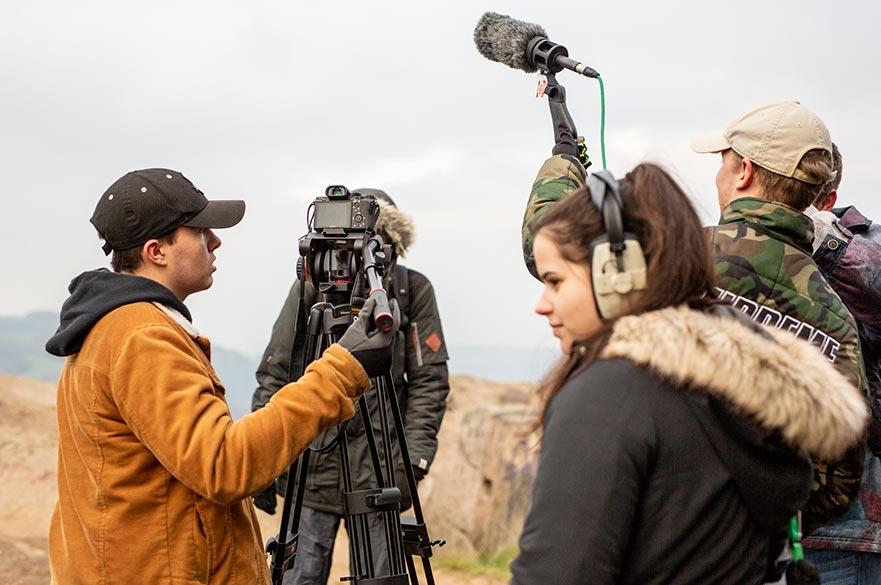 BA Filmmaking