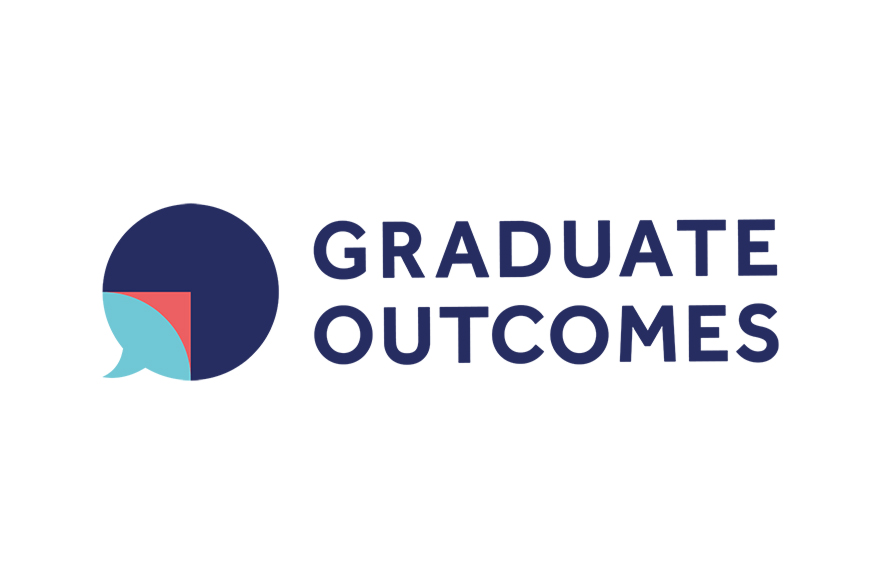 Graduate Outcomes Survey logo