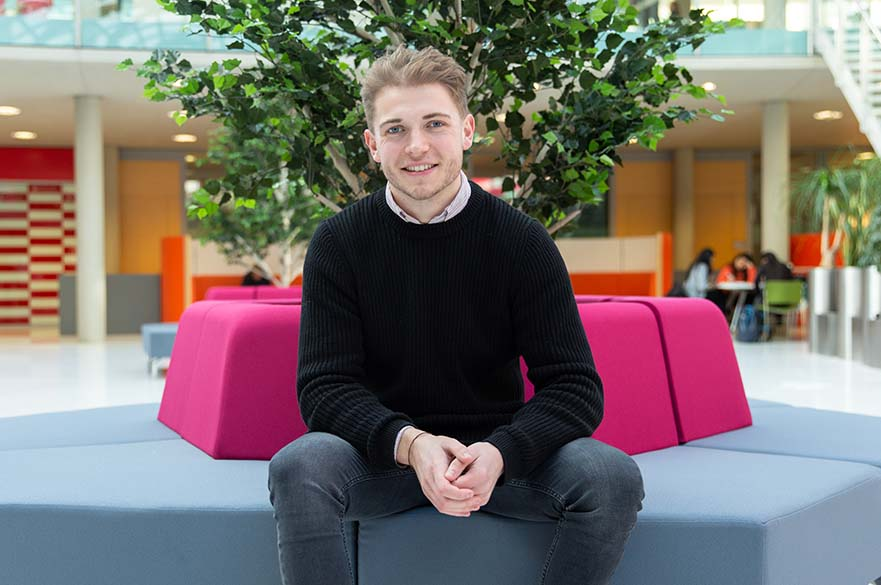 Elliott Routh, BSc (Hons) Real Estate